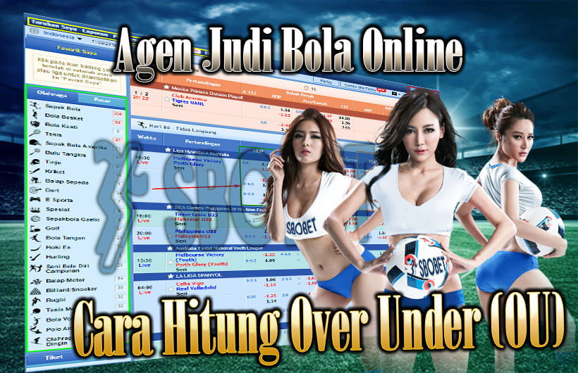 Read more about the article Cara Hitung Over Under Taruhan Menang Bola